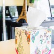 Tissue box — Stock Photo #35489429