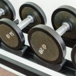Weight plates — Stockfoto