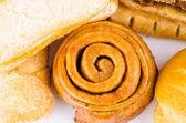 ベーカリーのパン — ストック写真