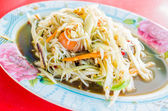 Papaya salad — Photo