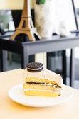 饼干蛋糕 — 图库照片