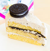 Cookie cake — Stockfoto