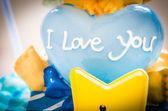 Seni seviyorum — Stok fotoğraf