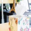 Tissue box — Stockfoto #35842171