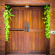Wood Door — Stock Photo #35867203