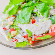 Thai salad — Foto Stock