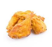 Fried yam — Stock Photo