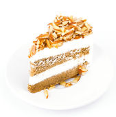 Coffee cake — Foto de Stock