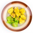 Steamed Dumpling — Stock Photo
