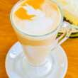 Latte Coffee — Stock Photo #36683861