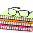 Eye glasses — Stock Photo