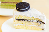 Cookie cake — Stock Photo