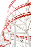 Rollercoaster — Foto de Stock