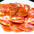 Raw meat pork — Foto de Stock