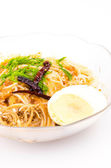 Thai noodles — Stock Photo