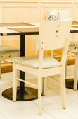 Table chair — Foto de Stock