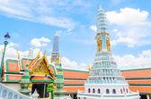 Templo de esmeralda — Fotografia Stock
