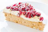 Tranbär tårta — Stockfoto