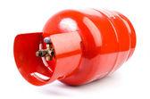 Gas bottle — Stock Photo