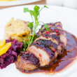 Duck breast — Stock Photo #37049881