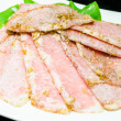 Raw meat pork — Stock Photo