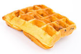 Waffle — Foto Stock