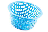 Plastic basket — Stock Photo