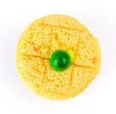 香草蛋糕 — 图库照片
