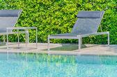 Pool bed — Stockfoto