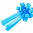 Blue Ribbon — Stock Photo
