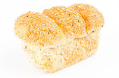 French sesame bread — Stock Photo