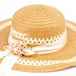 Stock Photo: Vintage women hat