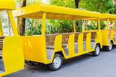 Car transportation — Stock Photo
