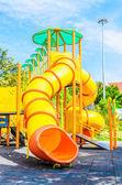 Outdoor Playground — Stock Photo