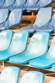 пустые места стадиона — Стоковое фото