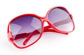 Sunglasses isolated on white background — Stock Photo