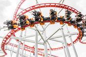 Rollercoaster — Stockfoto
