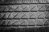 Struttura del pneumatico — Foto Stock