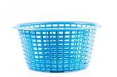 Plastic basket — Stock Photo
