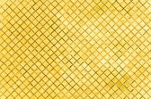 Gold tile texture background — Stock Photo
