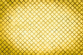 Gold tile texture background — Foto de Stock