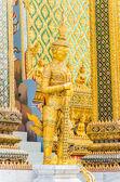 Szmaragdowy rozciągacz w Tajlandii — Zdjęcie stockowe
