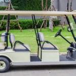 Golf cart — Stock Photo #38828655