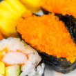 Sushi japanese food — Stock Photo