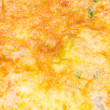 Fried eggs texture — Stock Photo