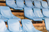 Empty stadium seats — ストック写真