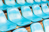 Empty stadium seats — 图库照片