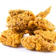 Stockfoto: Crispy fried chicken