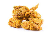 Crispy fried chicken — Foto Stock