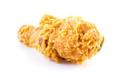 脆皮炸鸡 — 图库照片